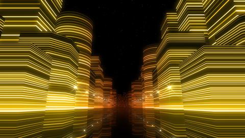 Neon Light City F 1 Ba 3 HD Animation