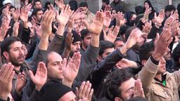 Ashura celebrations in Iran Footage