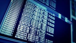4K Computer Data Code 画像