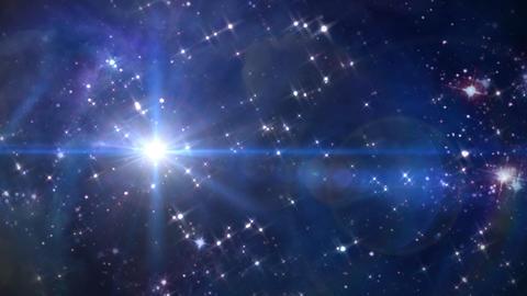 bethlehem space star cross rotate cam Animation