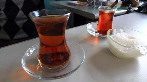 Delicious Tea Footage