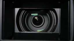 Video Camera Zoom Footage