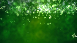 Abstract Triangle Background Animation - Loop Gree Animation