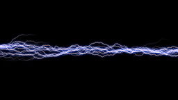 Arcing Electricity Band 3 alpha Animation