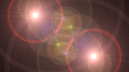 Lens Flare Transition Wipe rings alpha 2 Animation