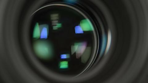 photo camera iris fast releases audio 11351 Footage
