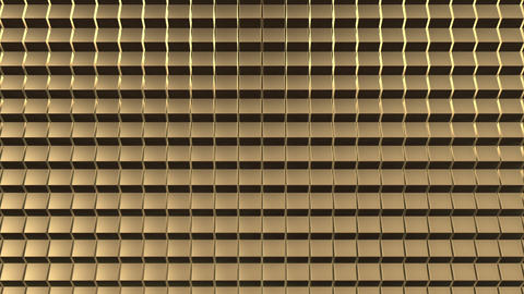 Gold Background 02 HD Animation