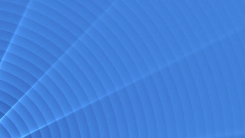Deco Blue Abstract Background Loop 29 Animation