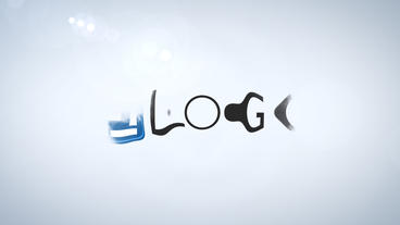 Drop Logo After Effects Template