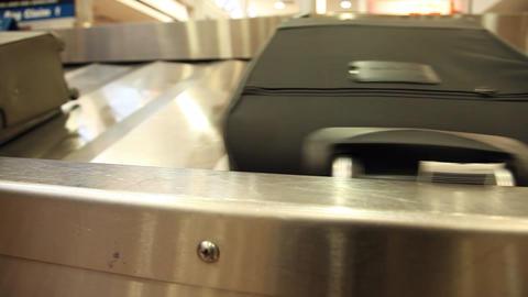 Baggage Carousel Footage