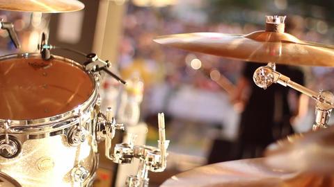 Drums sunshine Footage
