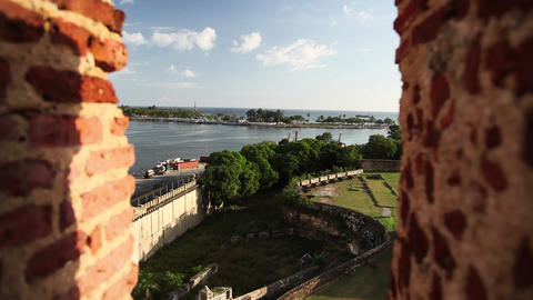 Dominican Republic castle Footage
