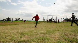 Soccer in Kenay Live Action