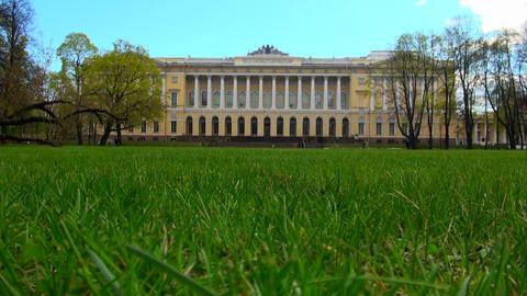 State Russian Museum in St. Petersburg Footage