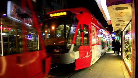 Sirkeci, Istanbul Footage