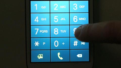 emergency phone call 911 Footage