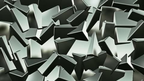 Metallic background, Stock Animation