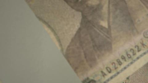 Yen Notes Pan Animation