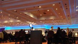 Casino lobby Footage