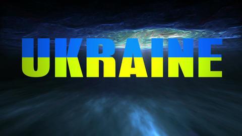 Underwater Bankrupt Ukraine Animation