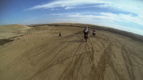 Sport Motocross exciting racing exciting tough adv Live Action