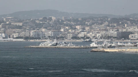 Cannes France Footage
