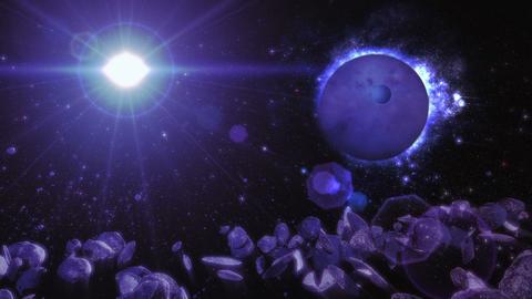 Blue Star Animation