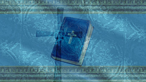 bible fabric Stock Video Footage