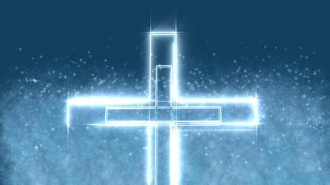 electric cross Animation