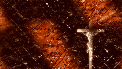 jesus on the cross 2 Animation