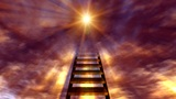 Stairway To Heaven 2 stock footage