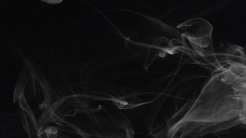 Smoke series: Smoke long 1of3 Stock Video Footage