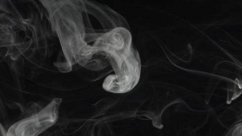 Smoke series: Smoke long 1of3 Stock Video Footage