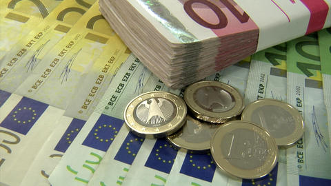 quick euro move dolly Stock Video Footage