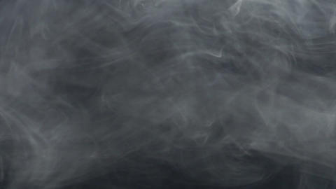 Smoke series: swirl in smoke soup Stock Video Footage