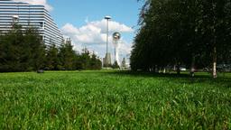 City landscape Stock Video Footage