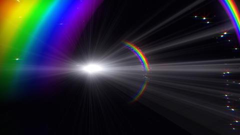 Rainbow BB Black Animation
