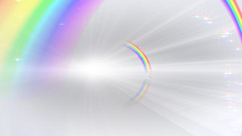 Rainbow BB White Animation