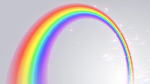 Rainbow C White L Animation