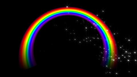 Rainbow CC1 CG動画