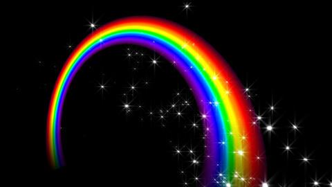 Rainbow CC3 Animation