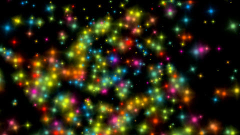 colors of space Animation