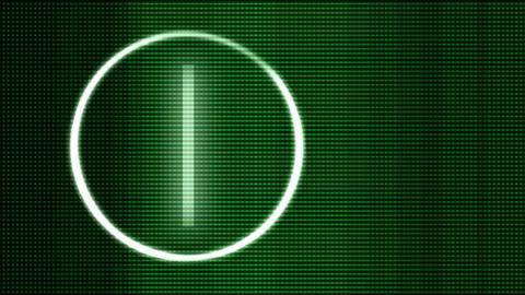 matrix ball Stock Video Footage