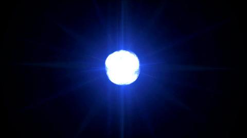 moon aura Stock Video Footage