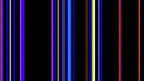 Vertical Bars Background 4 Animation