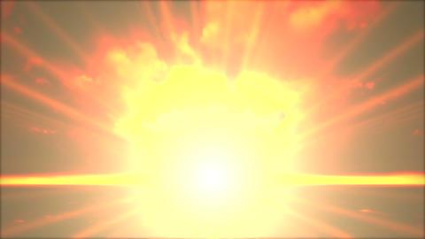 Nuclear Explosion 2 Animation