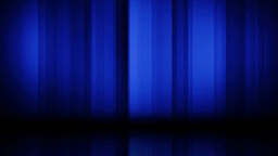 Blue curtain background Animation