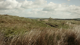 Open countryside and Moorland Footage