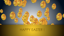 happy easter Animation