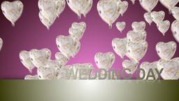 happy wedding Animation